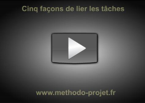 Aide-mémoire vidéo MS Project