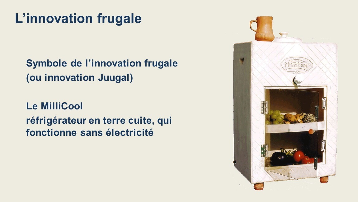 Le concept d'innovation frugale