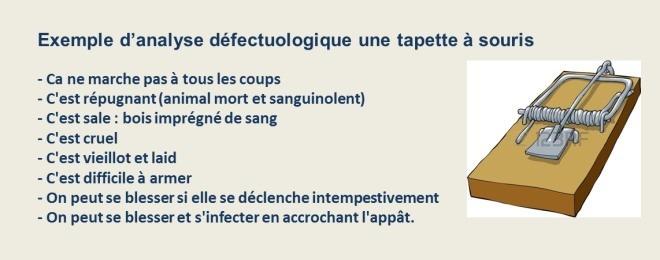 Analyse défectuologique 2
