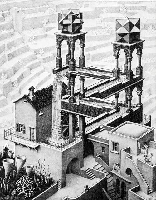 Cascade MS Escher