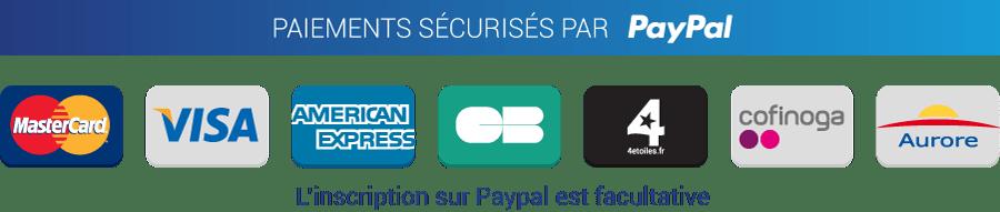 Logo de solution PayPal